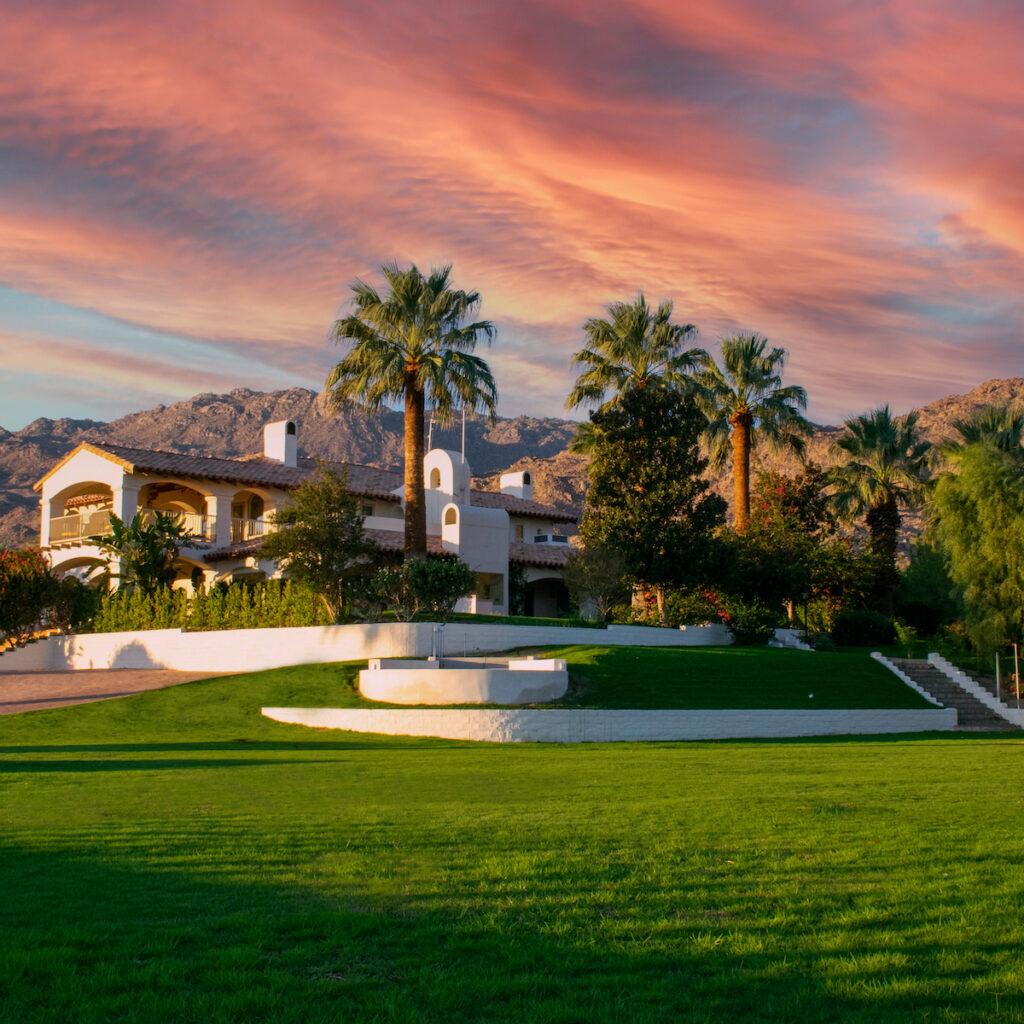 Villa Kempa;  Palm springs, california