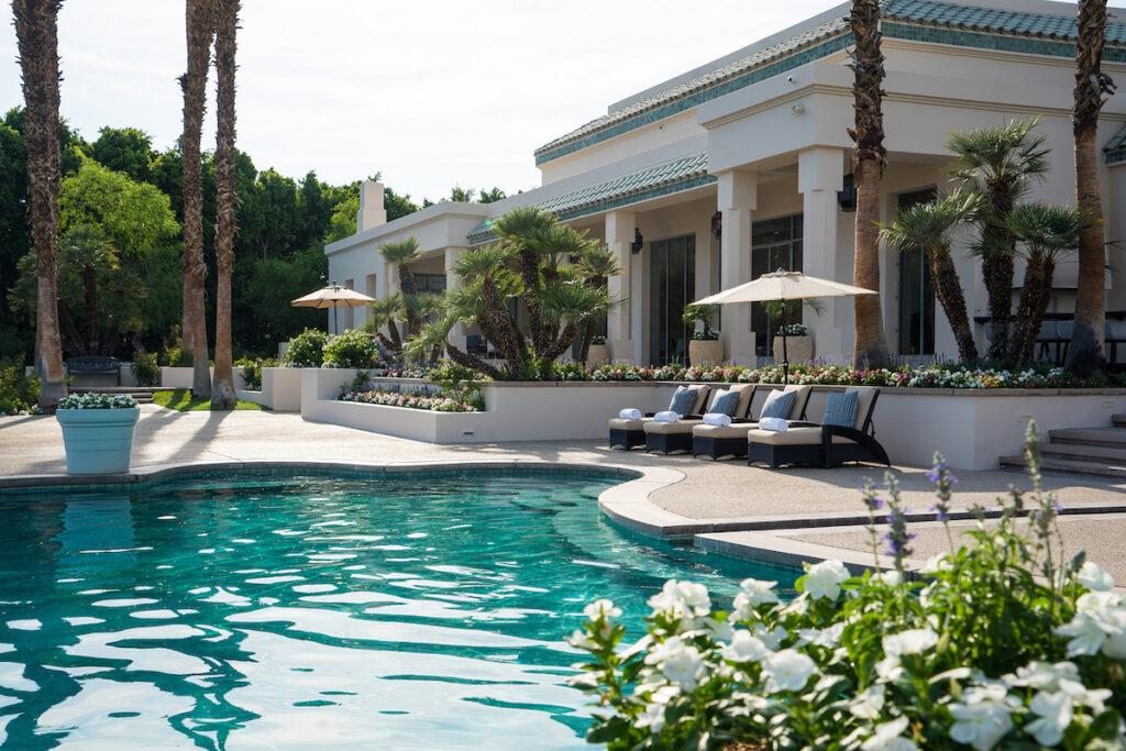 Merv Griffin Estate;  Palm springs, california