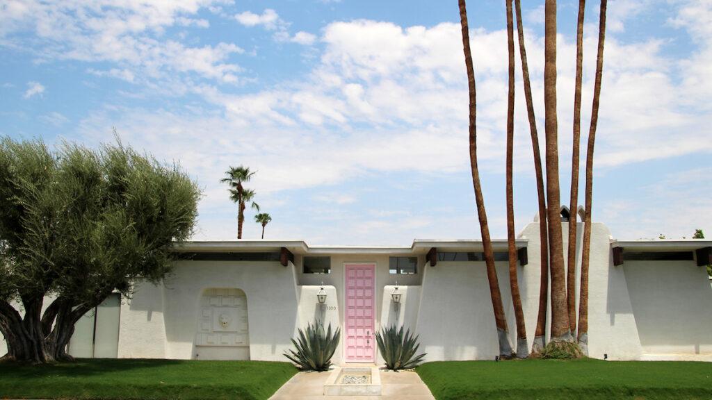 Villa Sierra;  Palm springs, california