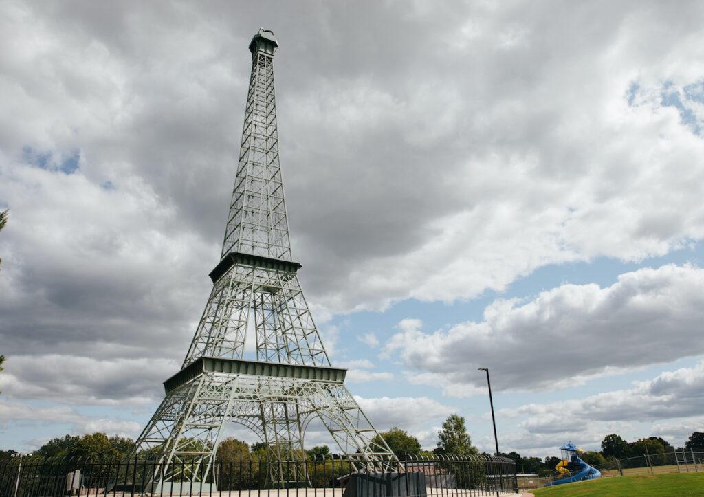 Paris Mini Eiffel Tower