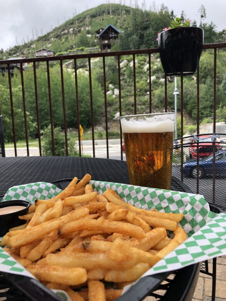 Sawmill Run Restaurant; Summerhaven, Arizona