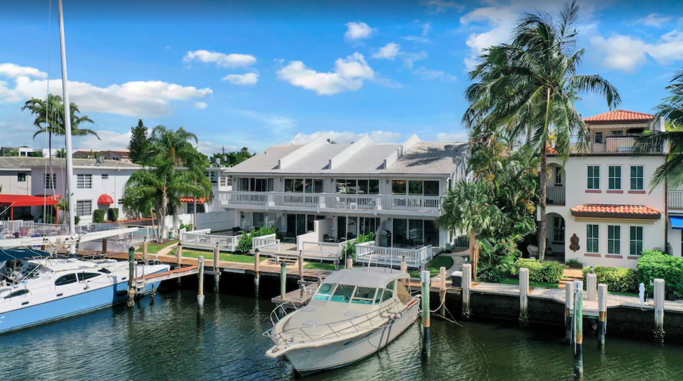Waterfront Townhome