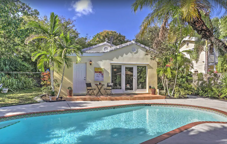 Tranquil West Palm Beach Getaway