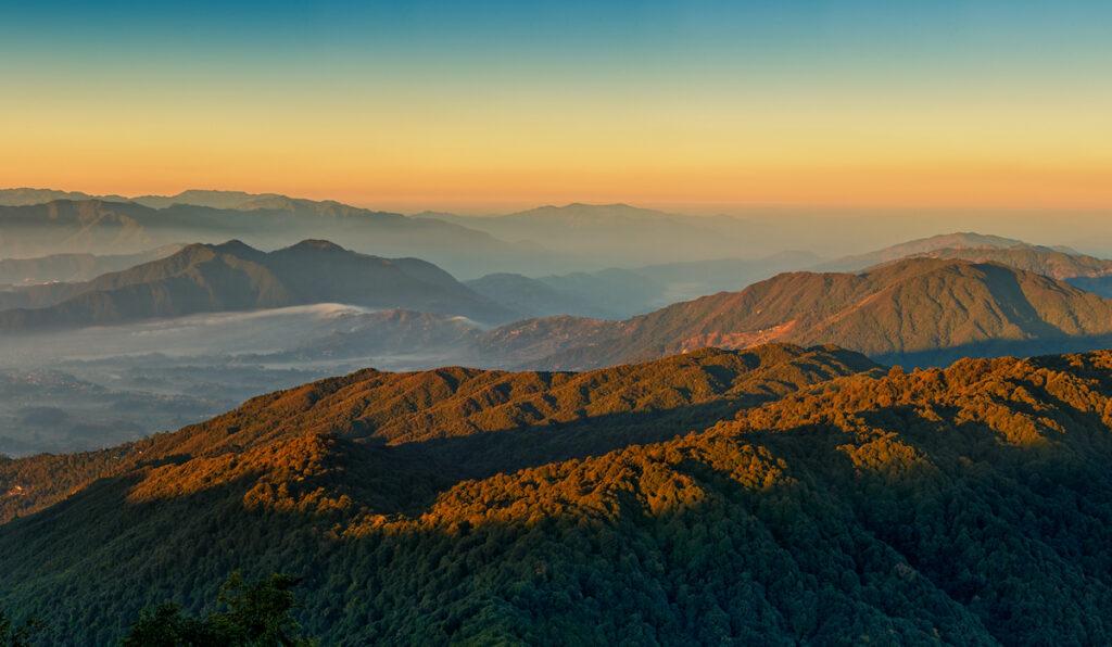Shivapuri Nagarjun National Park; Nepal