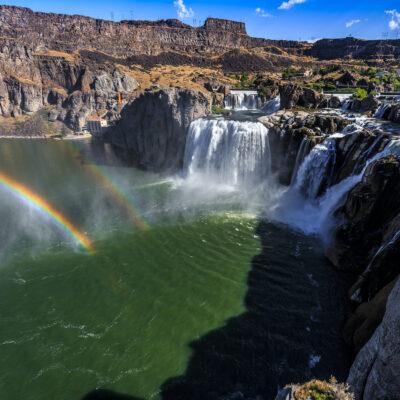 Shoshone Falls, Idao