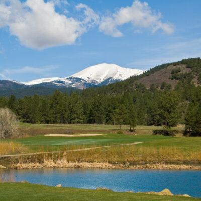 Sierra Blanca Mountains, New Mexico