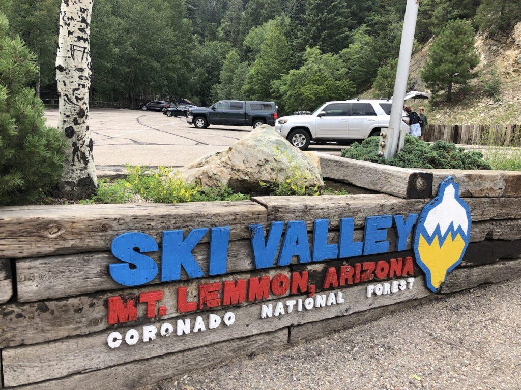 Ski Valley Resort; Mount Lemmon, Arizona