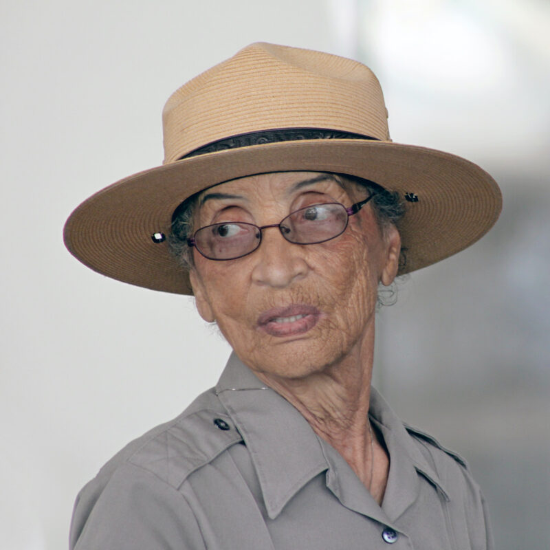 Betty Soskin, the National Park Service's oldest ranger set to celebrate her 100th birthday.