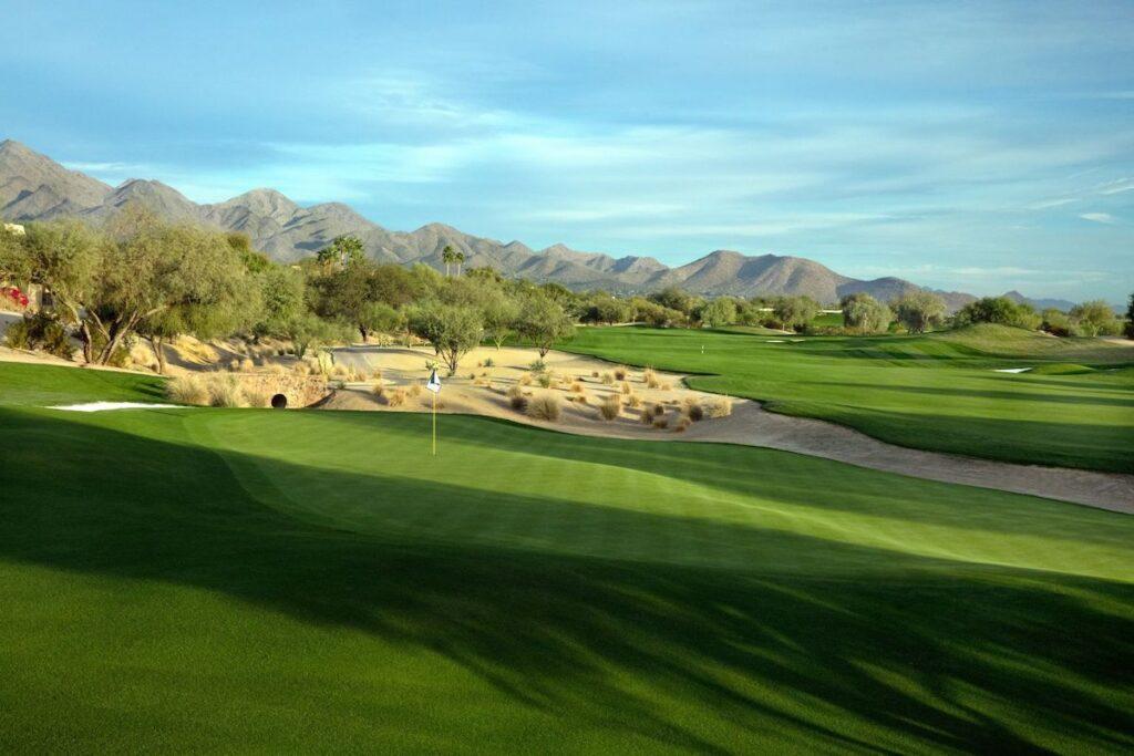 TPC Scottsdale;  Scottsdale, Arizona