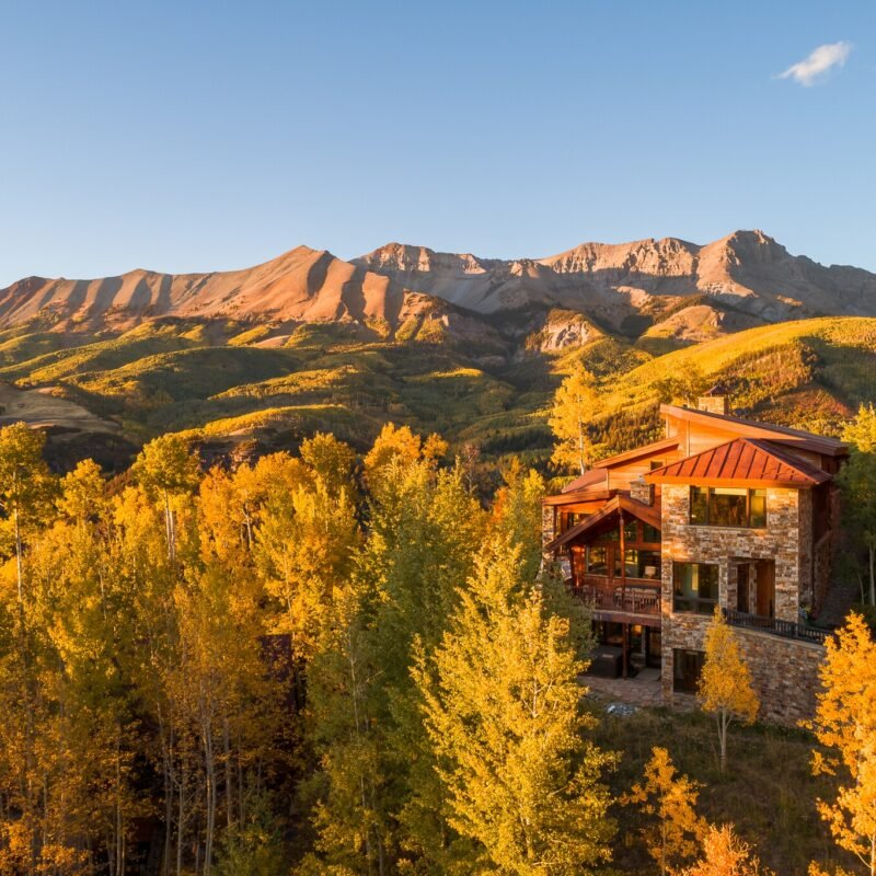 Marriott home for rent in Telluride, CO