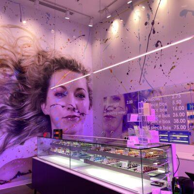 Kate Weiser Chocolate shop
