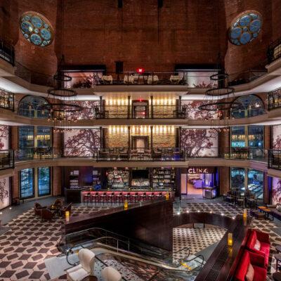 The Liberty Hotel Boston, Lobby
