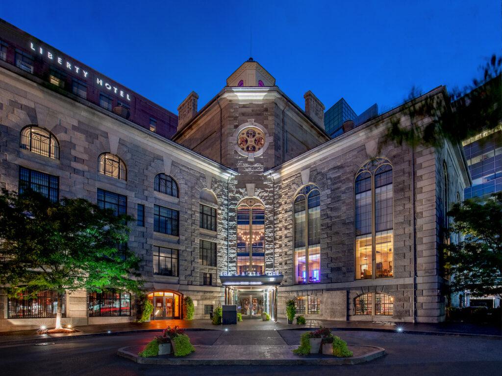 The Liberty Hotel Boston, exterior