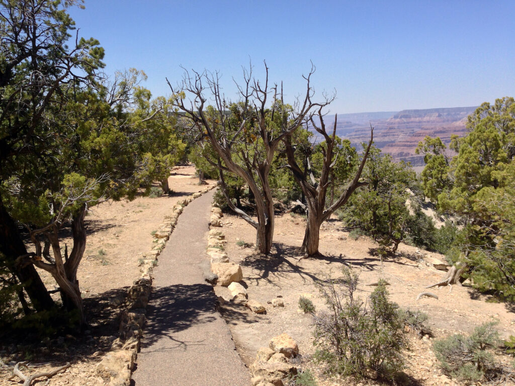 Trail of Time; South Rim of the Grand Canyon