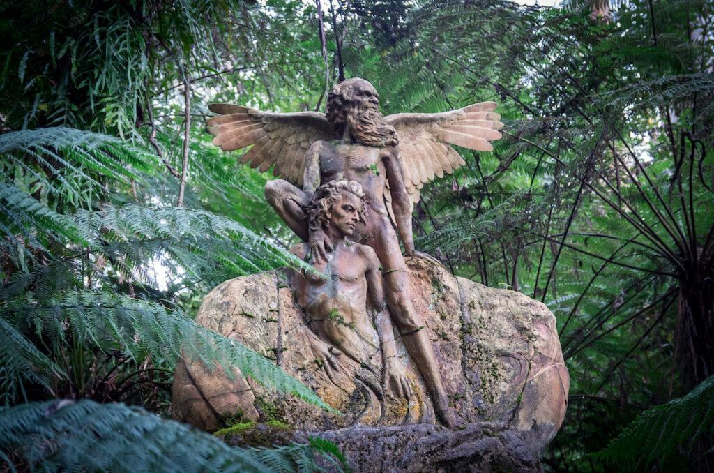 William Ricketts Sanctuary; Olinda, Australia