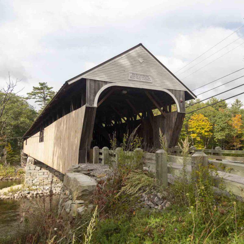 Covered Blair Bridge