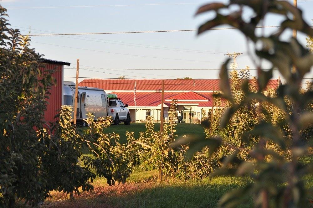 Haney's Appledale Farm in Nancy Kentucky