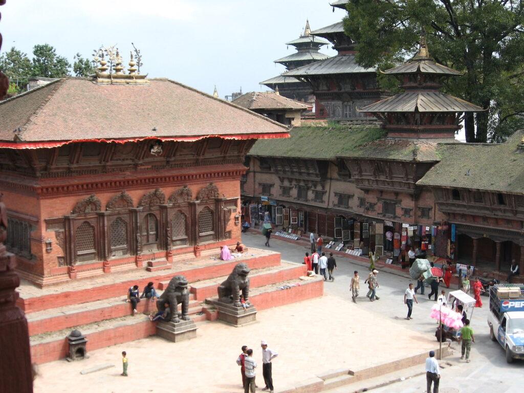 Durban Square; Kathmandu, Nepal