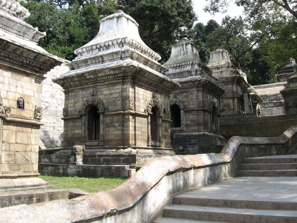 Pashupatinath Temple; Kathmandu, Nepal
