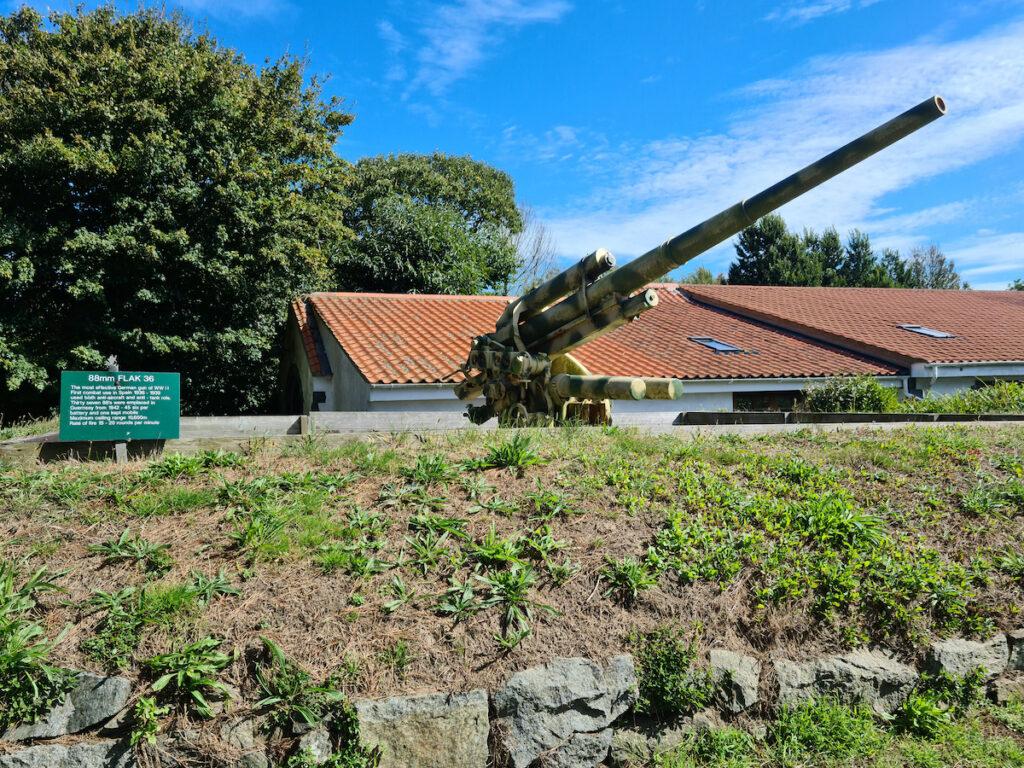 German Occupation Museum, Guernsey Channel Islands.
