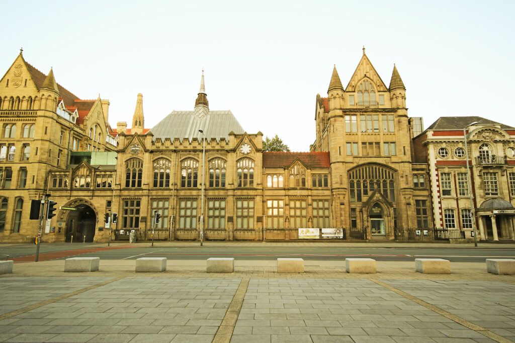 Manchester Museum, England, UK