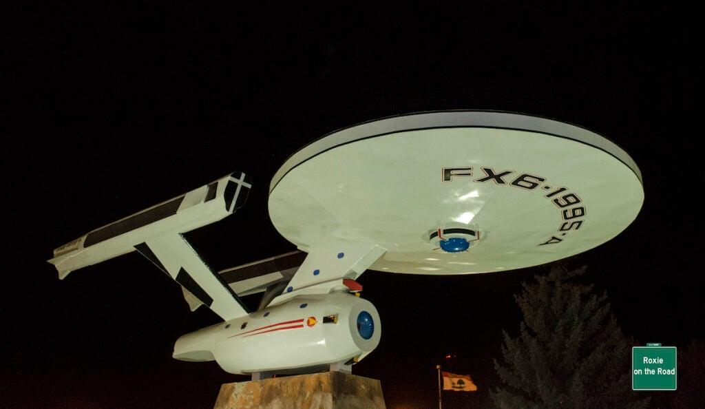 Starship FX6-1995-A, Vulcan, Alberta, Canada.
