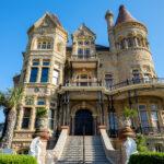 Bishop's Palace in Galveston, Texas