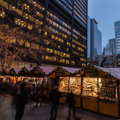 Chicago Christmas Market