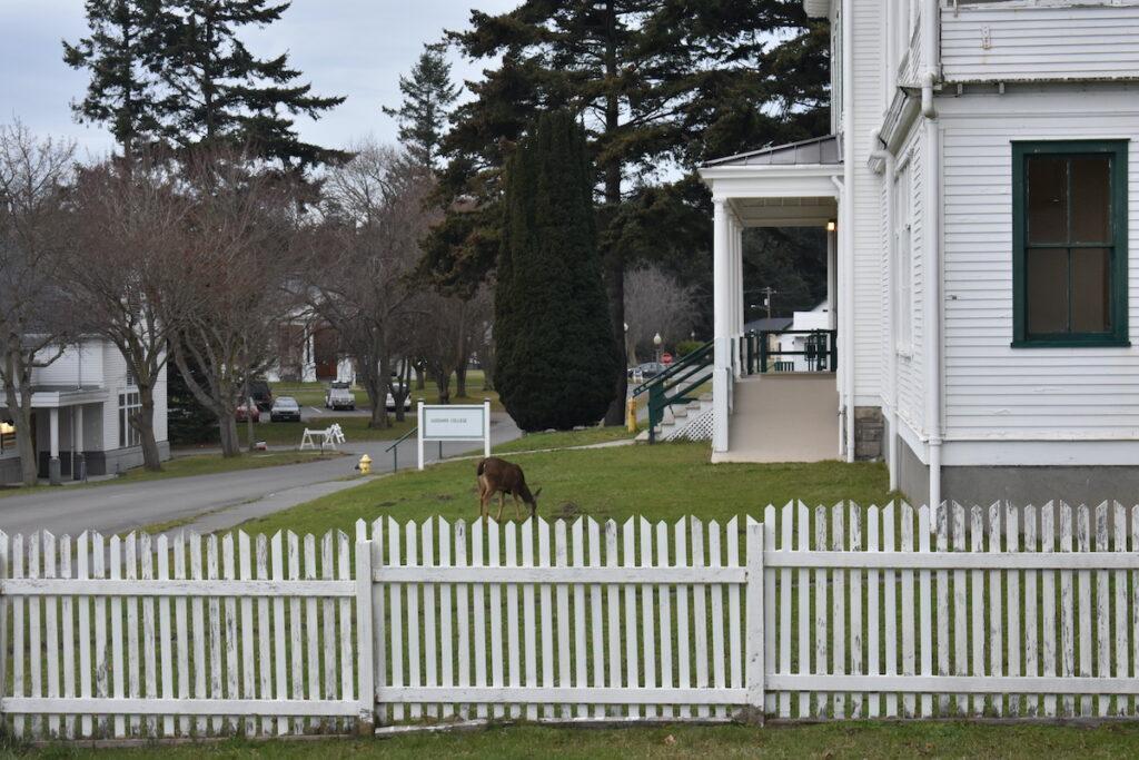 Port Townsend, Fort Worden Lifelong Learning Center.