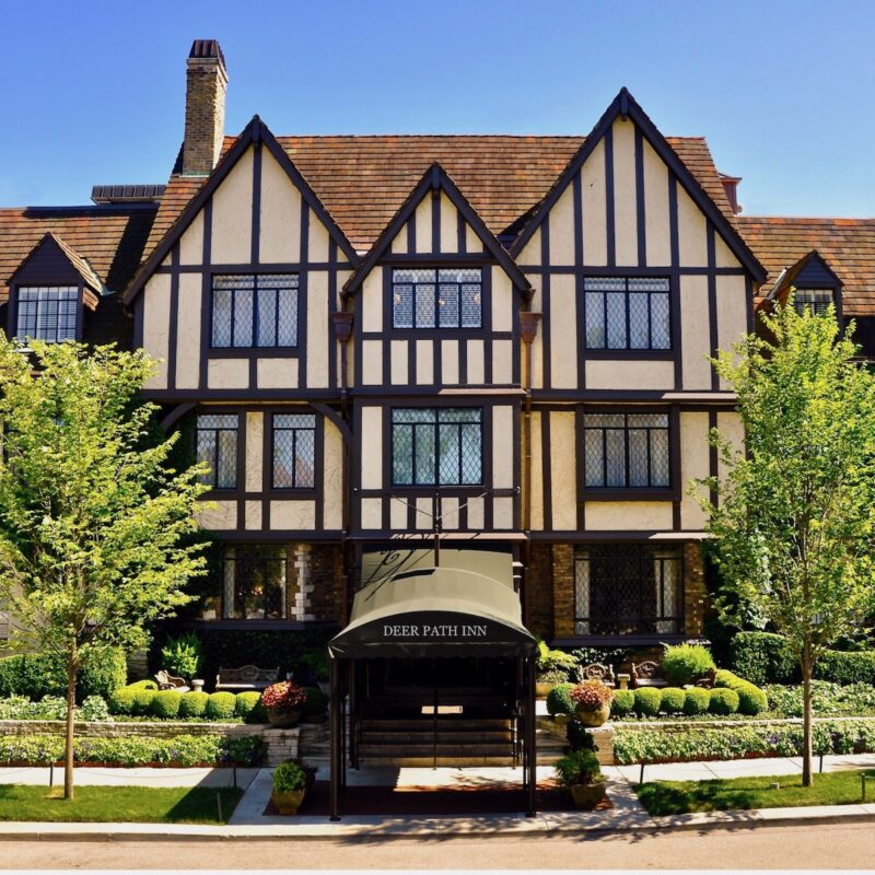 The Deer Path Inn in Park Forest, Illinois
