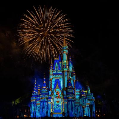 """Disney Enchantment"" at Magic Kingdom"