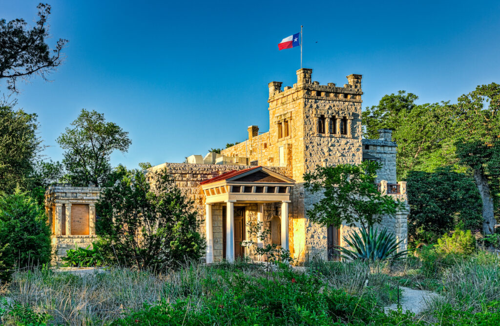 Elisabet Ney Museum in Austin, Texas