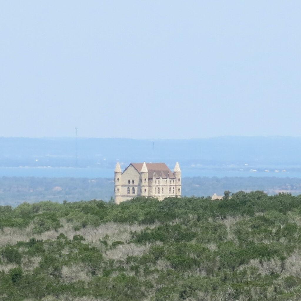 Falkenstein Castle in Burnet, Texas
