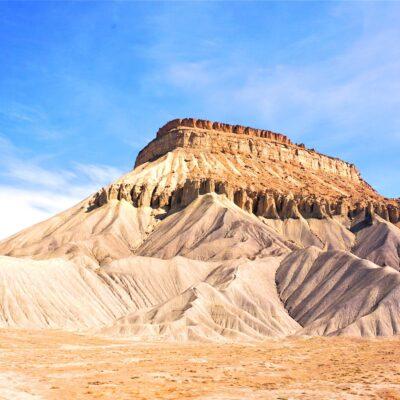 Mt. Garfield in Grand Junction, Colorado