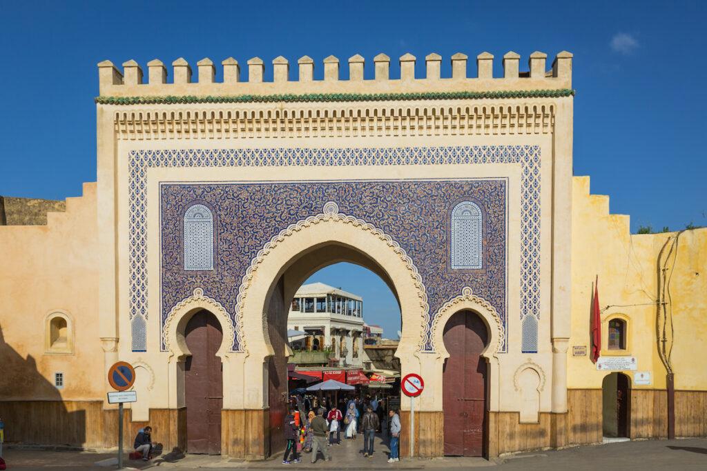 Fez El Bali in Morocco