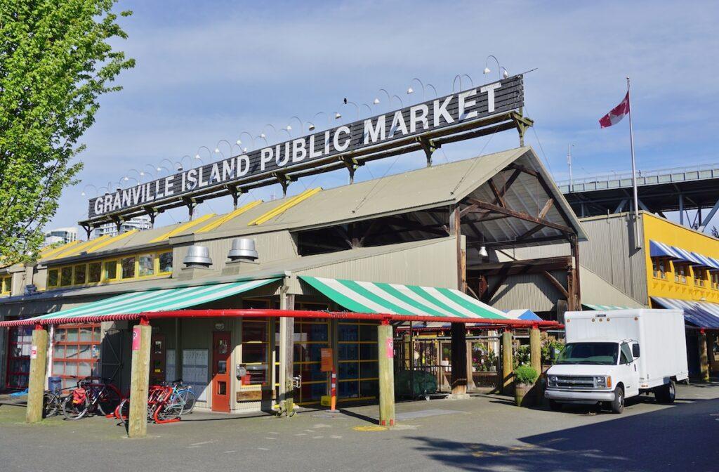 Granville Island Public Market; Vancouver, British Columbia