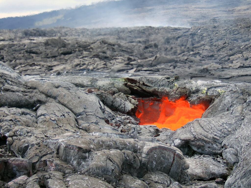 Hawai'i Volcanoes National Park, Hawaii.