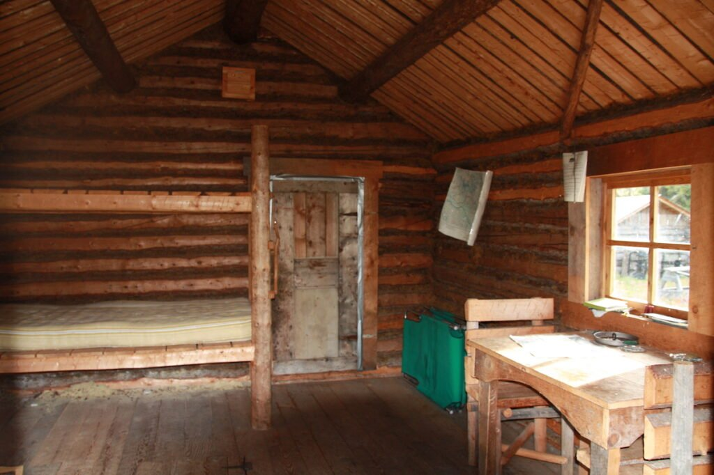 Too Much Johnson Cabin in Wrangell-St. Elias National Park and Preserve