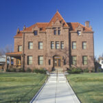 The Moss Mansion in Billings, Montana