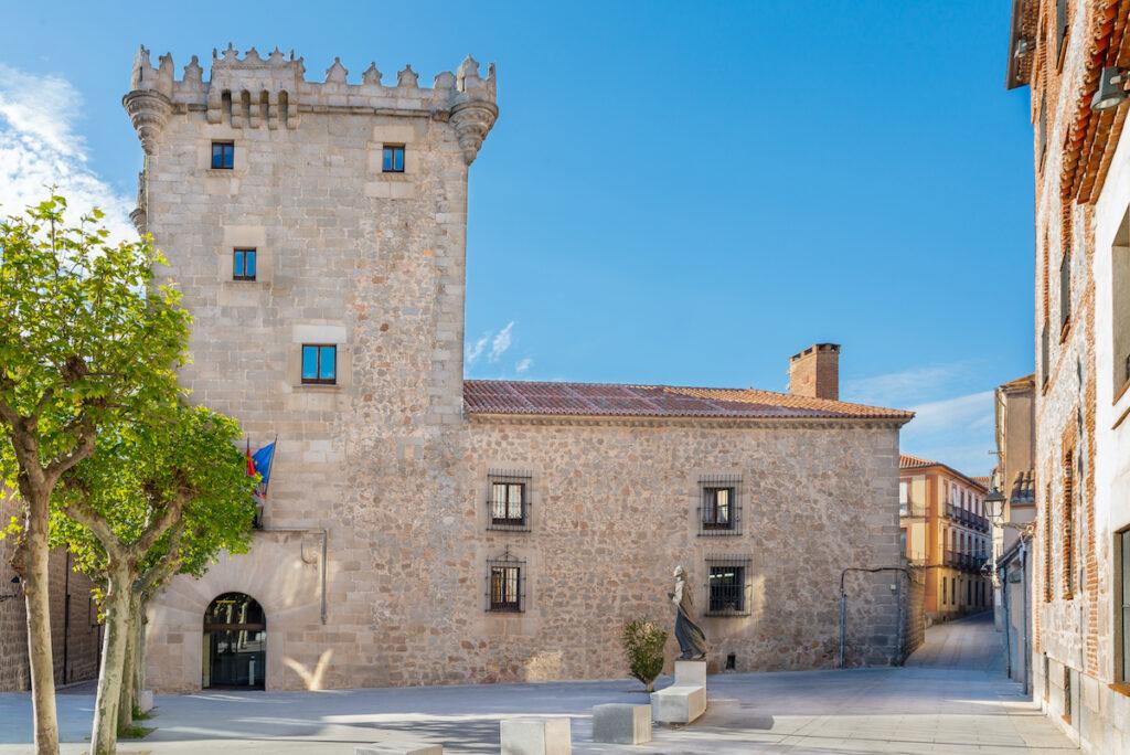 Palacio de Soprondo;  Ávila, España