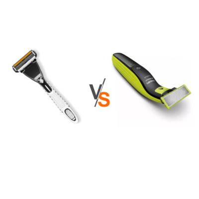 Dollar Shave Club vs. Philips Norelco OneBlade