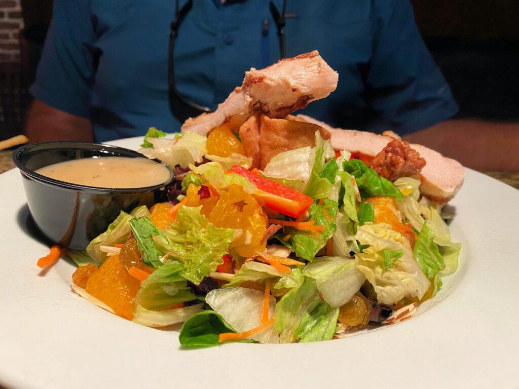 Holston's Kitchen citrus chicken salad