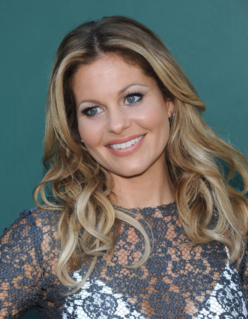 Candace Cameron Bure 2014 in Beverly Hills, CA