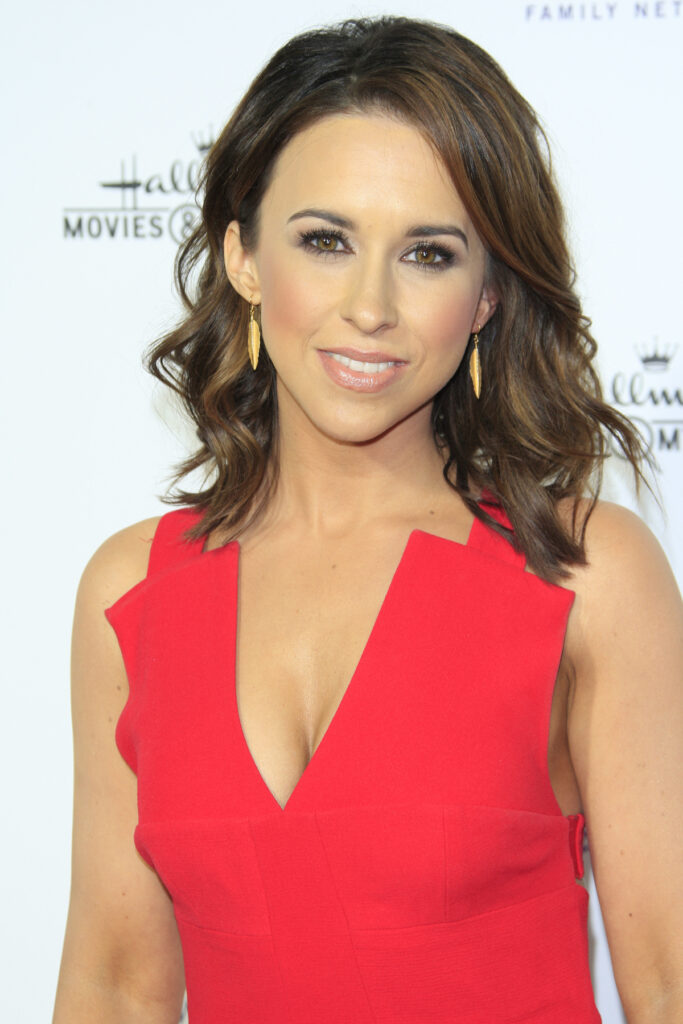 Lacey Chabert at the TCA Winter 2015 Event For Hallmark Channel and Hallmark Movies & Mysteries at Tournament House on January 8, 2015 in Pasadena, CA